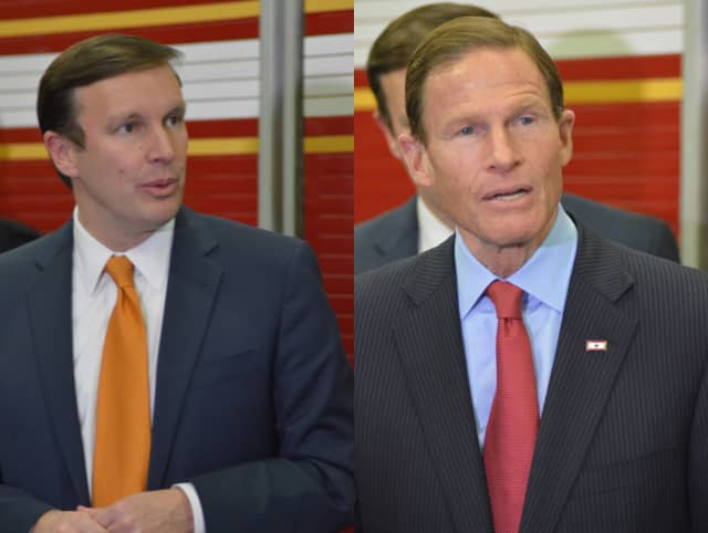 U.S. Sens. Blumenthal and Murphy
