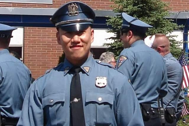Palisades Park Police Detective Sgt. Shawn Lee (CLIFFVIEW PILOT)