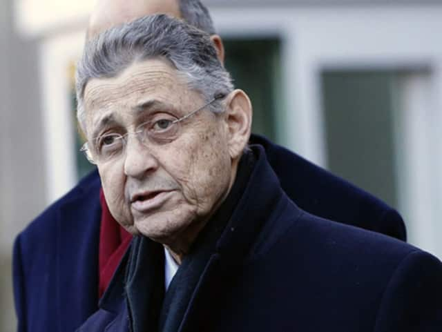 Former State Assembly Speaker Sheldon Silver