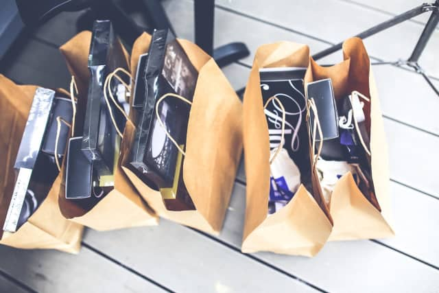 There may be a paper bag shortage in New York.