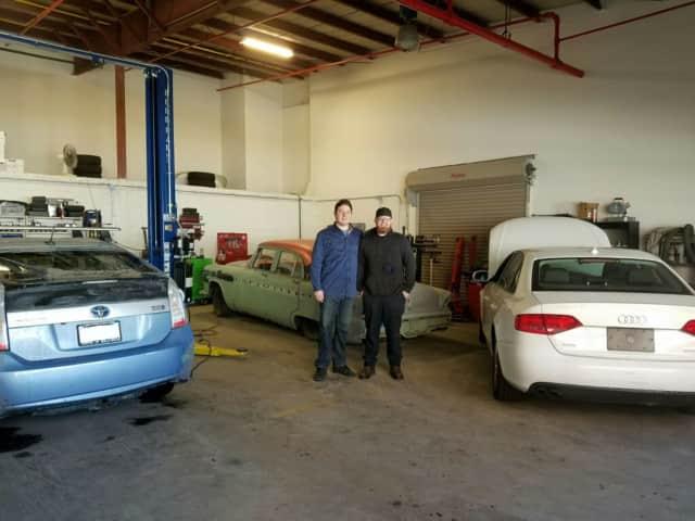 Adam Albertelli and Justin Ross of Bolt Mechanics.