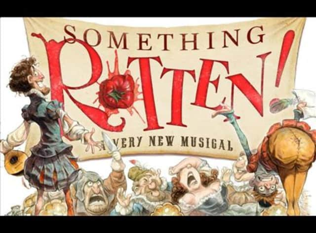 "Lyndhurst Dept. of Recreation is selling tickets to ""Something Rotten"" on Broadway."