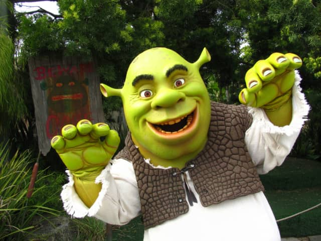 Shrek the Musical is coming to Smiling Rhino Theatre in November.