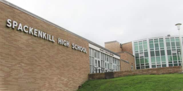 Voters in the Spackenkill School District are voting in $24 million in capitol projects.