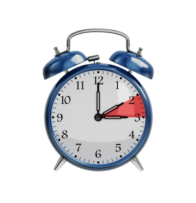 Get ready to lose an hour of daylight, but gain an hour of sleep this coming weekend with the end of Daylights Savings Time.