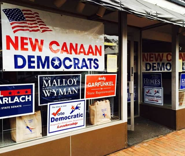 The New Canaan Democratic Town Committee will be caucusing to nominate new members in January.