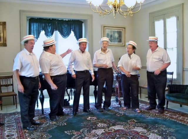 Ridgewood Cavaliers of Harmony hold free singing lessons in Wyckoff.