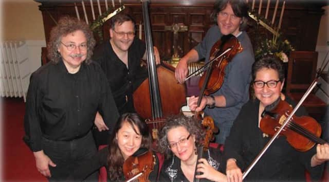 The Six will perform at Fairleigh Dickinson University Teaneck on Feb. 20.