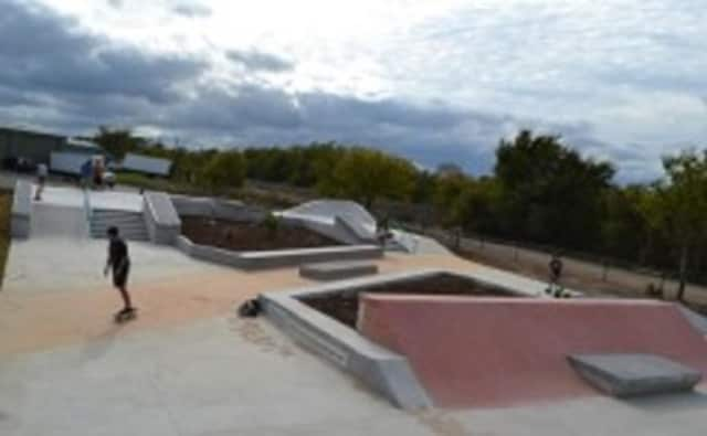 Nyack's skate park opens Nov. 21
