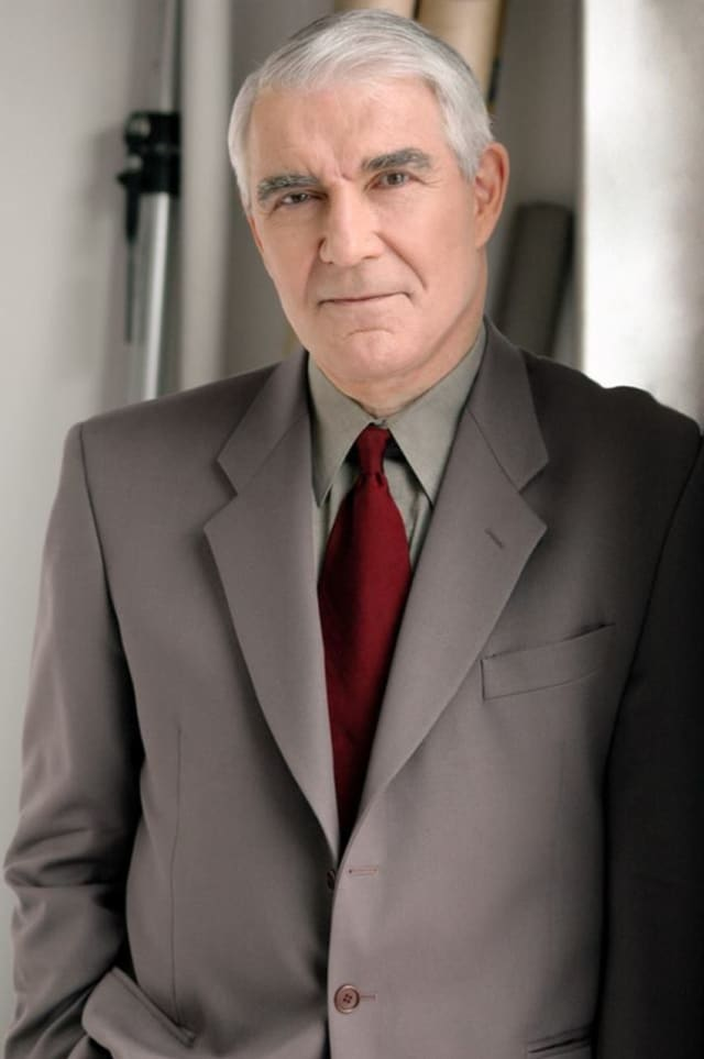 Voice actor Alan Sklar.
