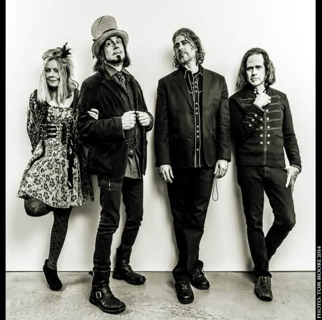 The Slambovian Circus of Dreams will perform Nov. 20 at Tarrytown Music Hall.