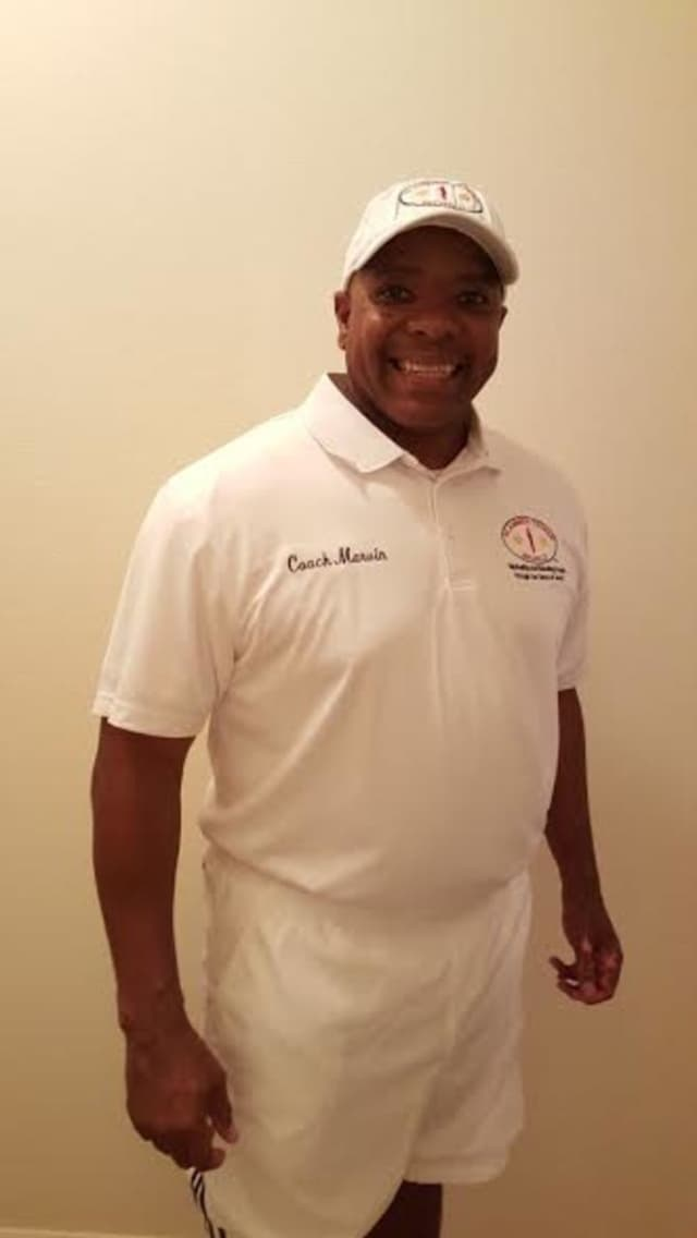 Marvin Tyler of Slammer Tennis World will conduct lessons in collaboration with Norwalk Parks and Recreation.