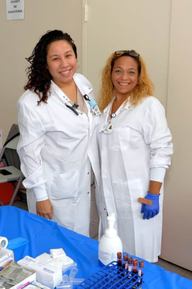White Plains Hospital's annual Neighborhood Health Fair will help area residents ensure they're in top shape, thanks to a variety of free health screenings.