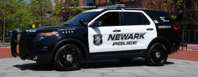 Two shootings happening around the same time left five wounded in Newark Tuesday.