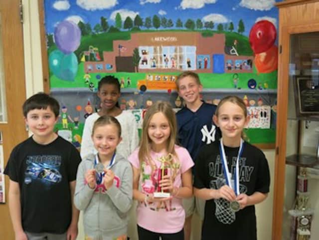 Lakewood Elementary School students won awards for their inventions.