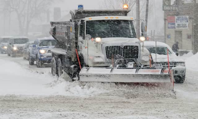 Winter is coming, and the Orangetown Police Department is warning of the overnight parking ban.