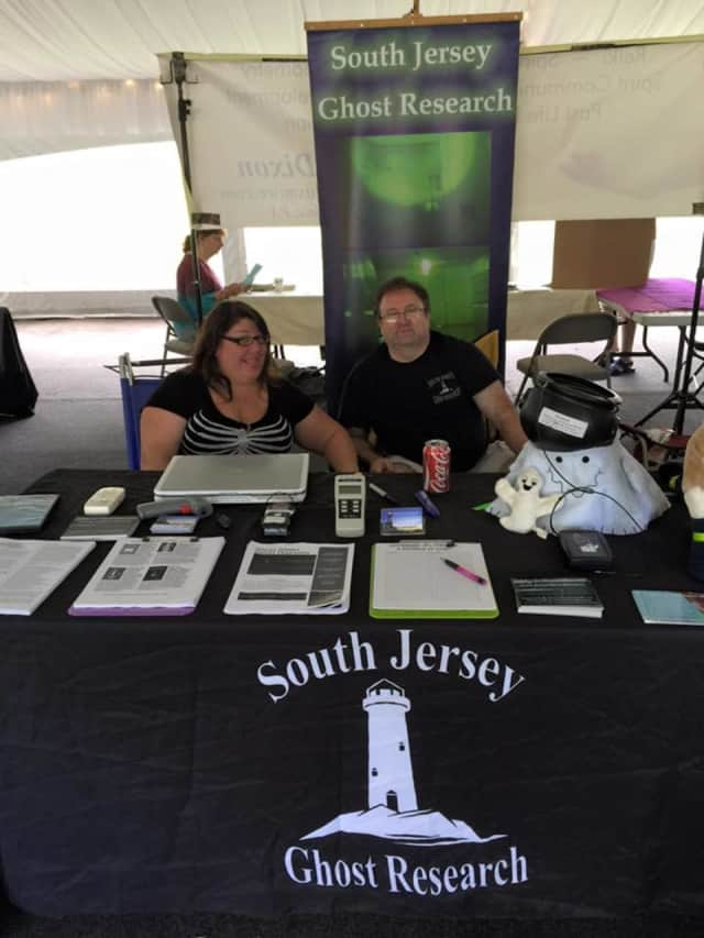 The South Jersey Ghost Research group will present a talk at the Hasbrouck Heights Library.