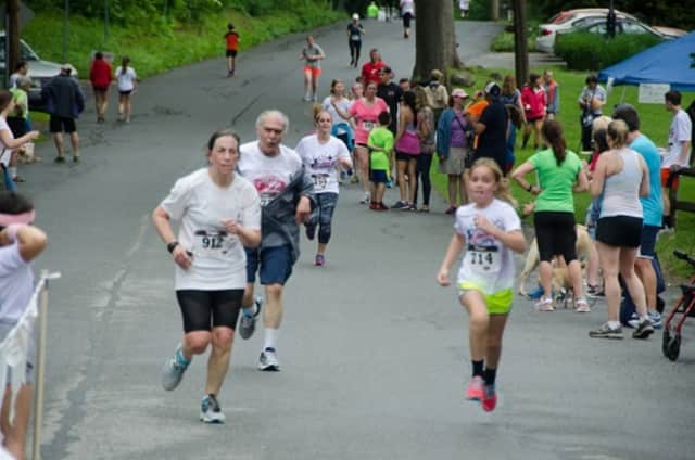 It turned out to be a beautiful day Monday for a run at South Salem's annual 10K/5K race.