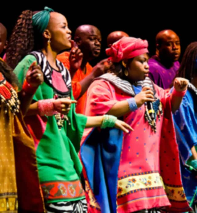 Soweto Gospel Choir will perform at the Bardavon.