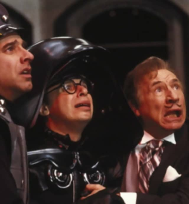 """Mel Brooks' """"Spaceballs"""" will be screened at the Ulster Performing Arts Centerr in Kingston on Friday, Feb. 19."""