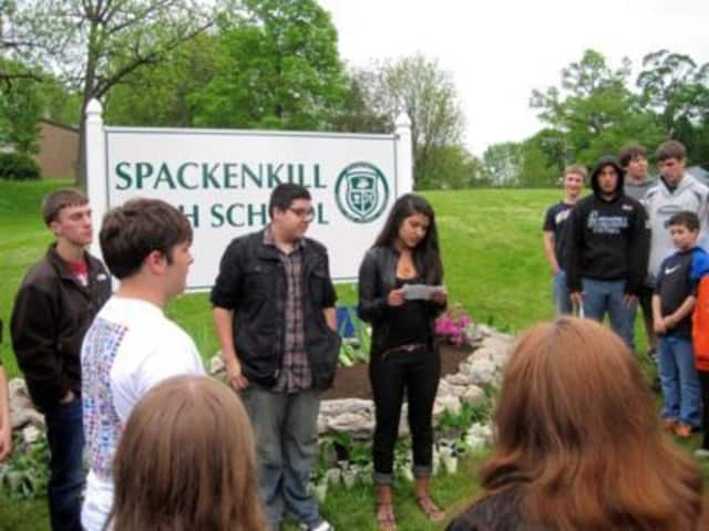 Spackenkill Union Free and Red Hook Central were named among the 100 best school districts in New York by Niche.