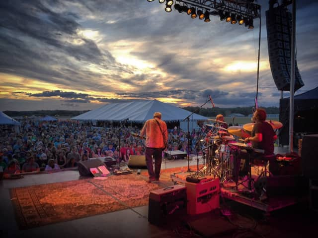 Hot Tuna plays at the inaugural Speed of Sound Festival 2015. This year's festival is set for