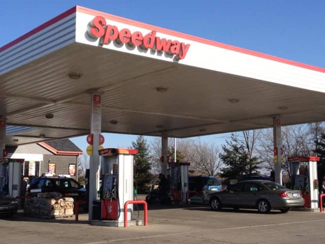 Gas prices are on the rise in the tri-state area.