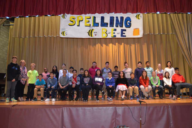 Alfred S. Faust School held its 79th Annual Spelling Bee on Jan. 8.