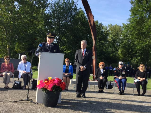 Rockland County remembered those who died on Sept. 11.
