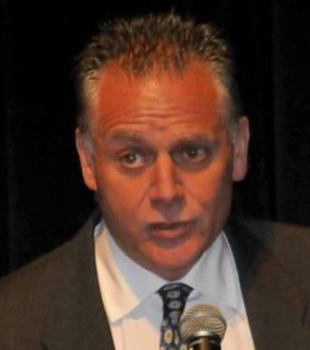 Paterson Police Director Jerry Speziale