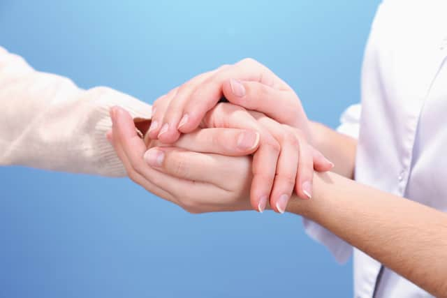 Palliative care practitioners are being recognized nationwide this month.