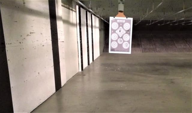 Gun for Hire, Woodland Park