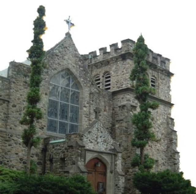 St. John's Episcopal Church in Pleasantville was built in 1912.