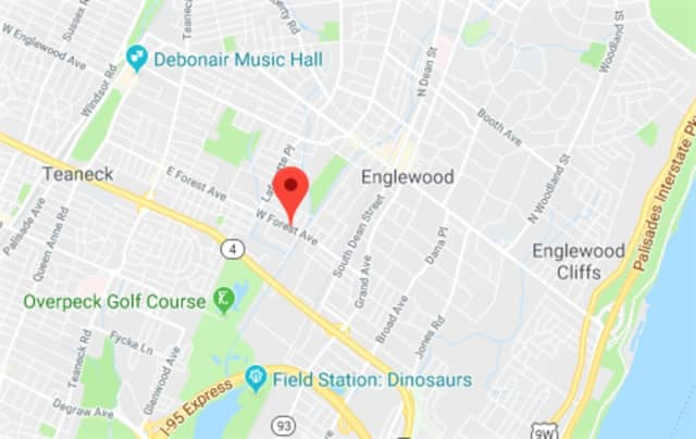 "The attacker ""without word or warning struck him twice in the face with what he described as a folding knife,"" then ran off toward Teaneck, the slashing victim told Englewood police."