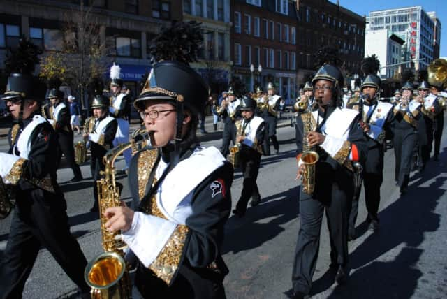Musicians and singers from public schools in Stamford recently qualified for high school and middle school festivals.