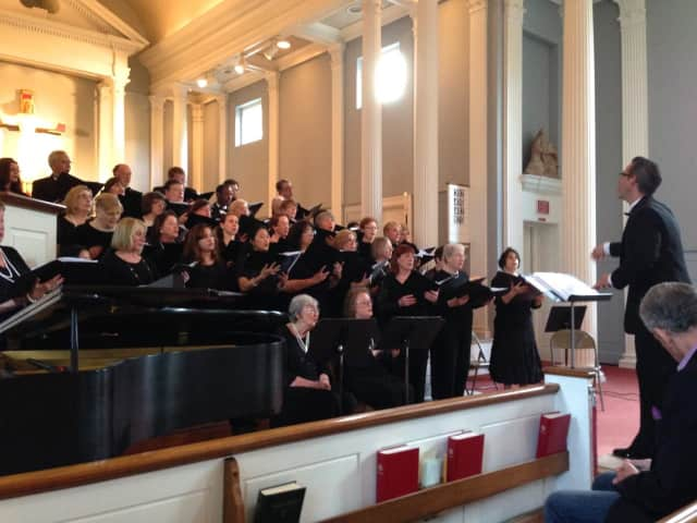 The Stamford Chorale is recruiting new members.