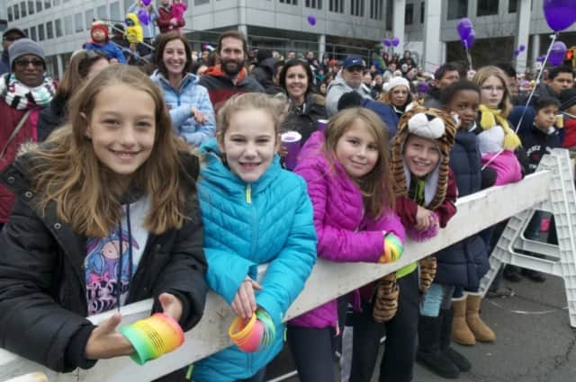 The Thanksgiving parade in Stamford is an annual tradition many folks are grateful for.