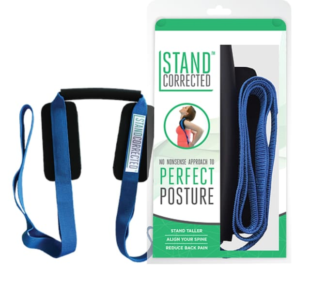 Stand Corrected is a new device by Yorktown Heights Chiropractor Dr. Tom Carpenter.