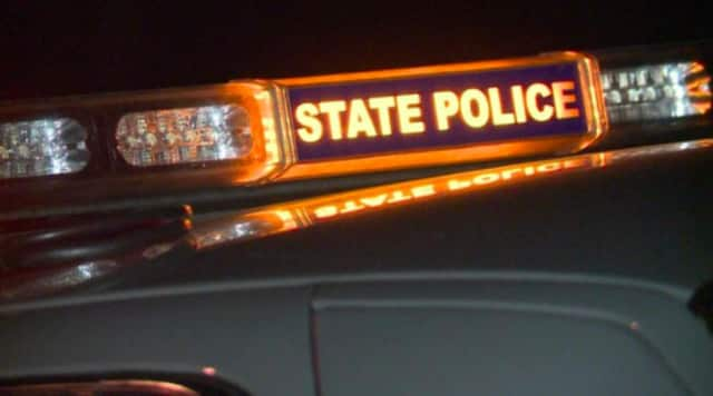 A man was killed by Connecticut State Troopers following a chase.