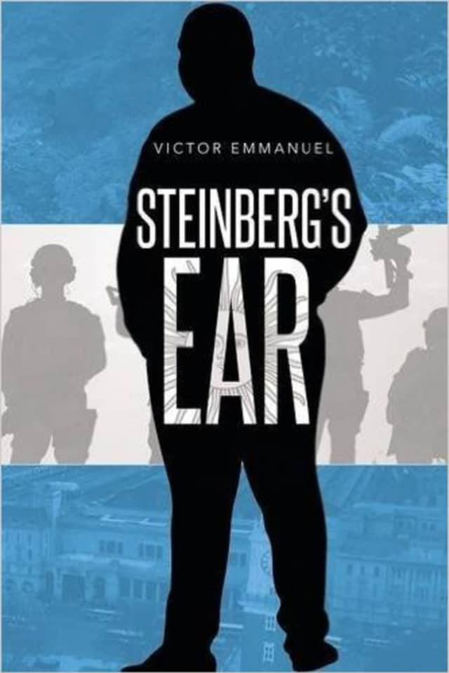 "Victor Emmanuel, author of ""Steinberg's Ear,"" will speak at the Port Chester-Rye Brook Public Library on June 14."