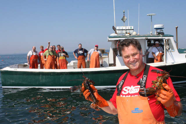 In just a few short hours, lobsters are transported from the docks of Maine to Stew Leonard's stores across the area.