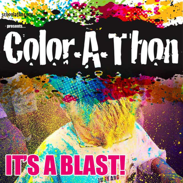 Stony Point PAL will host a Color-a-thon at Farley Elementary on May 22.