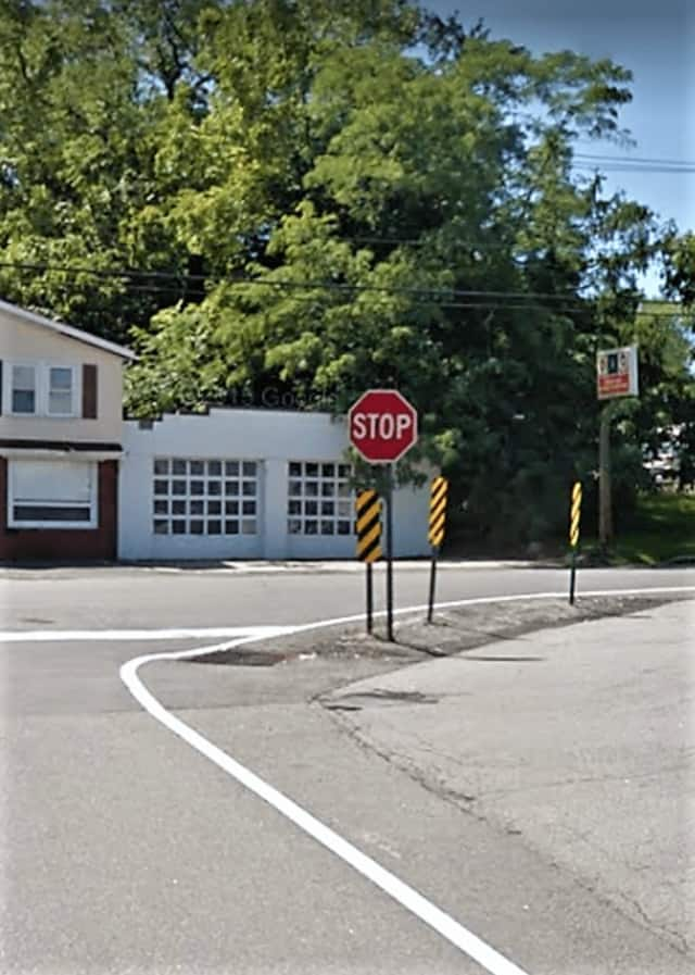Corner of Sicomac and Cedar Hill.
