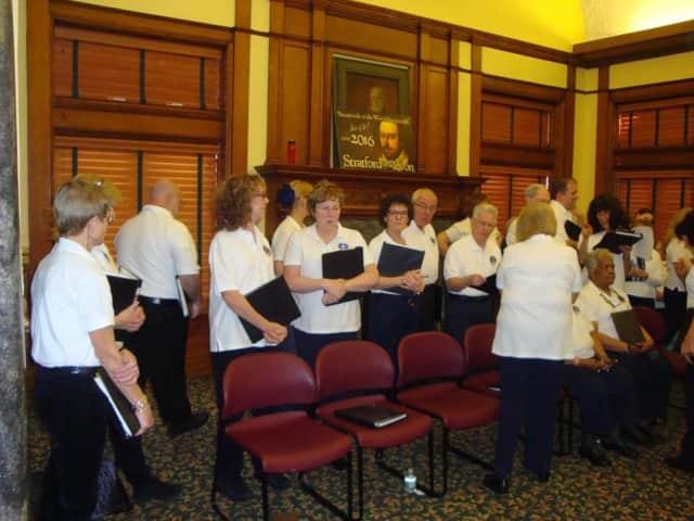 The Stratford Sister Cities Chorus is seeking new members.