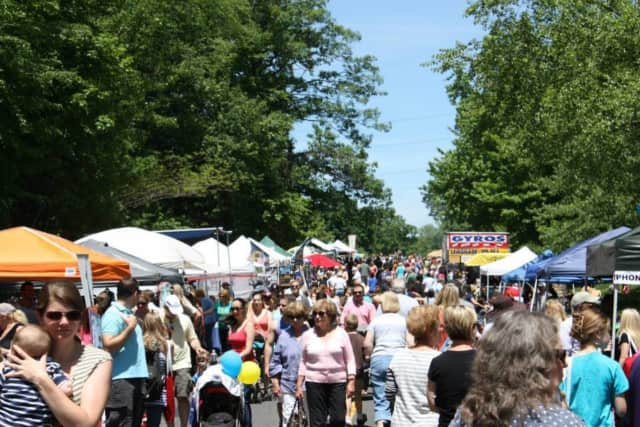 The Montvale Street Fair has a new date, after the weather forecast doomed the initial one.