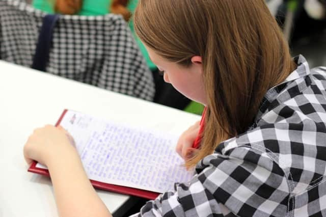 Cresskill students received high marks during the most recent round of the PARCC exams.