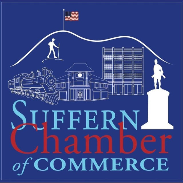 Suffern Chamber of Commerce has a new logo.