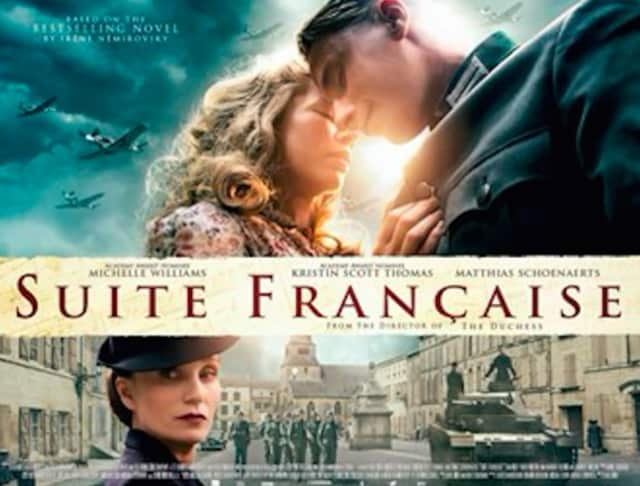 "Adult patrons can  discuss ""Suite Francaise"" Jan. 13 at the Norwood Public Library."