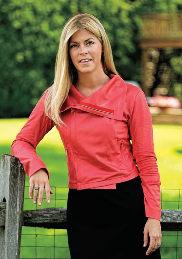 Suni Unger, founder and CEO of Unger Publishing, and the force behind the Greenwich WINE + FOOD Festival.