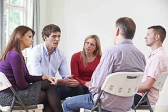 Jewish Family Services of Teaneck offers support groups that help cope with life's setbacks.